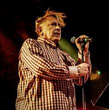 CC BY 2.0 Photo:Man Alive![PIL performing at the Ritz, Manchester, on Saturday 16th June 2018]/Photo by Flickr From Public Image Limited  https://flic.kr/p/27nsaFC